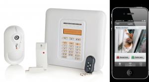 Visionic - PowerMaster 10                  - larm för hem och små butiker och kontor