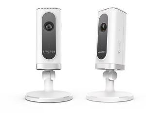 Smart WiFi-kamera för ditt hem eller kontor